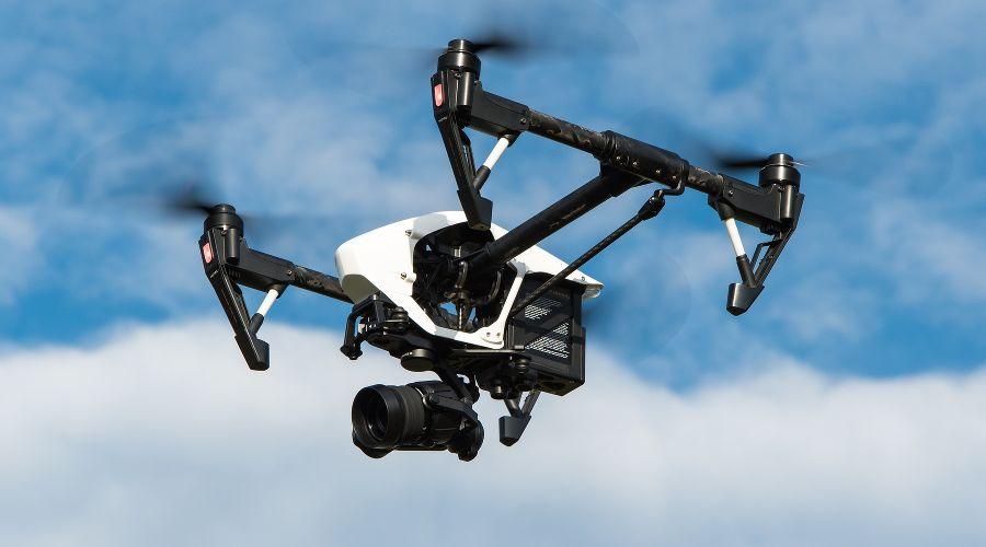 Квадрокоптер ©Фото с сайта pixabay.com