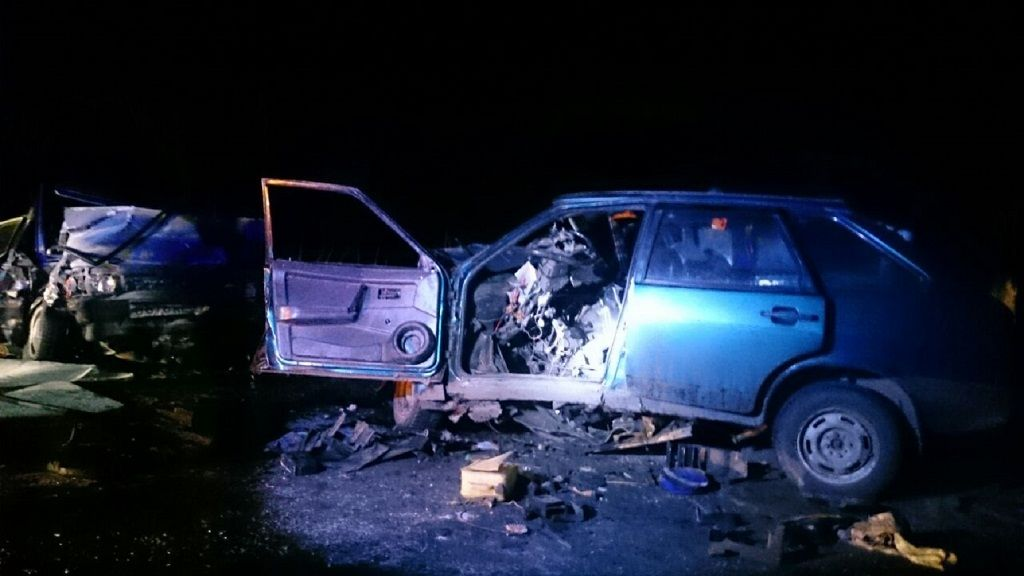 Нетрезвый шофёр устроил смертельное ДТП наКубани