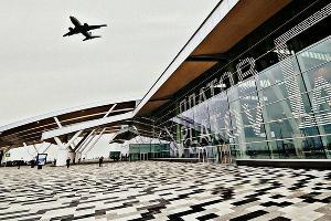 Ростовский аэропорт Платов ©Фото из группы vk.com/airportplatovrostovdon