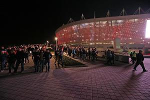 Стадион «Ростов-Арена» ©Фото Виталия Тимкива, Юга.ру