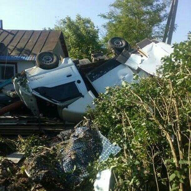 ВЛабинском районе вДТП умер шофёр хлебовоза