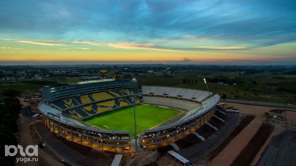 Кампеон-дель-Сигло ©фото с сайта stadiumdb.com