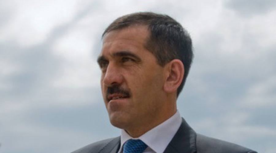 Юнус-Бек Евкуров. Фото пресс-службы президента Ингушетии ©Фото Юга.ру