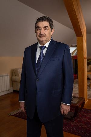 Петр Дмитриевич Кацыв, бывший вице-президент РЖД