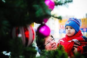 Новый год в Краснодаре ©Елена Синеок. ЮГА.ру