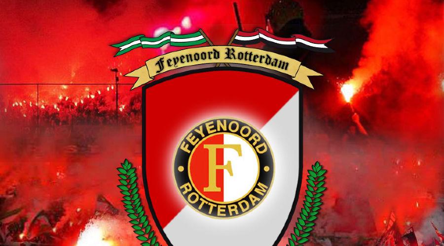 """ФК """"Фейеноорд"""" (Feyenoord) ©Фото Юга.ру"""