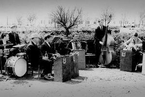 Концерт оркестра народных инструментов в парке совхоза «Кропоткинский» ©Изображение пресс-службы Тбилисского района
