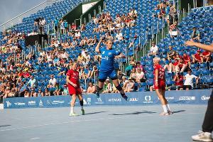 Сборная мира по гандболу. Анна Сень ©Фото пресс-службы Чешской федерации гандбола