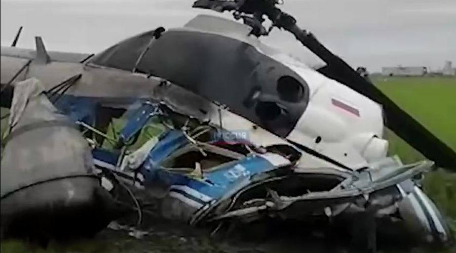 ©Скриншот видео из телеграм-канала телеканала Россия. Кубань