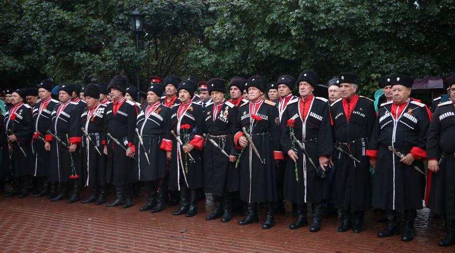 Гречишкинские поминовения ©Фото пресс-службы администрации Тбилисского района