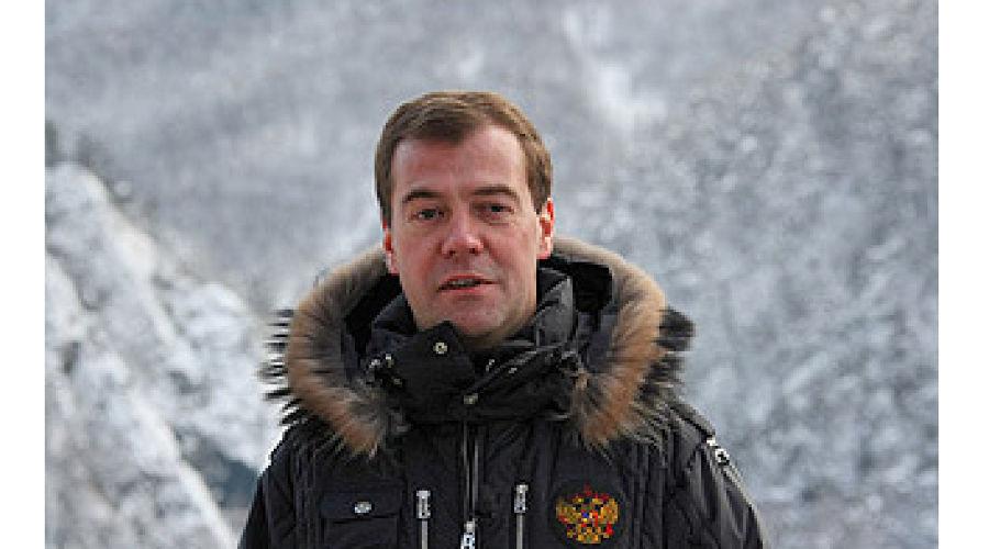 Видео-блог Дмитрия Медведева ©Фото Юга.ру