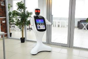 Робот ©Фото пресс-службы ДГТУ