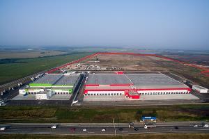 Ромекс-Теучежский индустриальный парк ©Фото пресс-службы главы Республики Адыгея