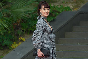 Нонна Гришаева ©Фото Артура Лебедева, Юга.ру