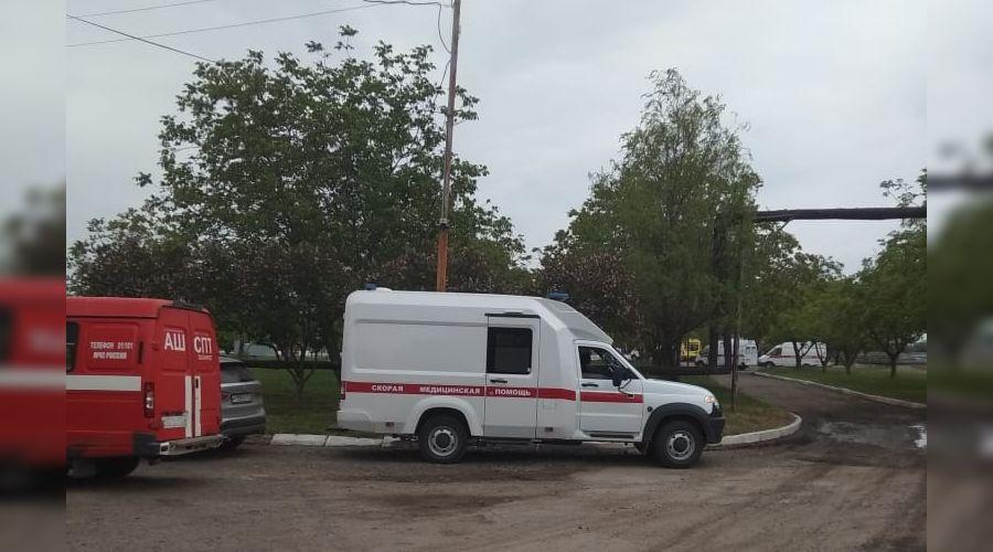 ©Фото пресс-службы ГУ МЧС России по Ростовской области