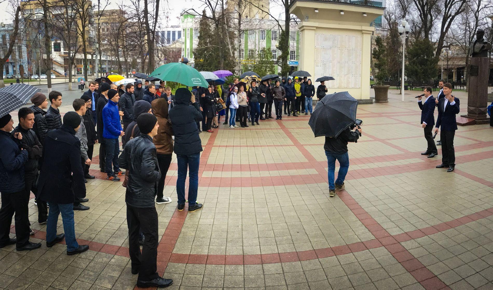 Горизбирком утвердил референдум обИсаакие и сообщил документы вЗакС