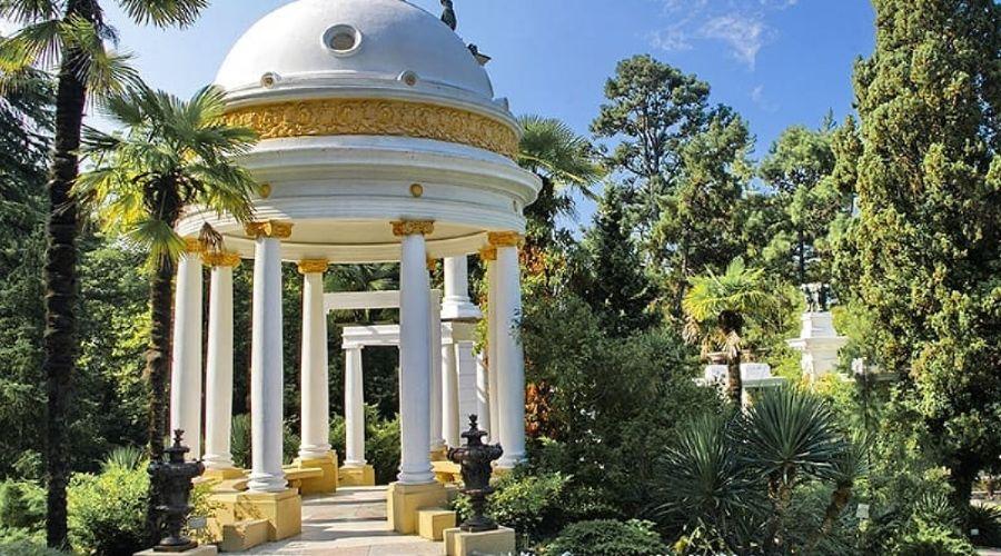 Парк «Дендрарий» в Сочи ©Фото с сайта dendrarium.ru