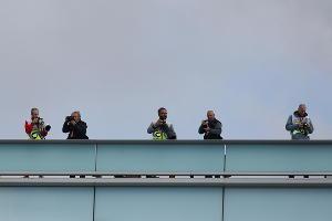 Второй день Гран при России Формулы 1 в Сочи ©Влад Александров