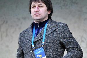 Эльдар Исаев ©Фото пресс-службы ФК «Анжи»
