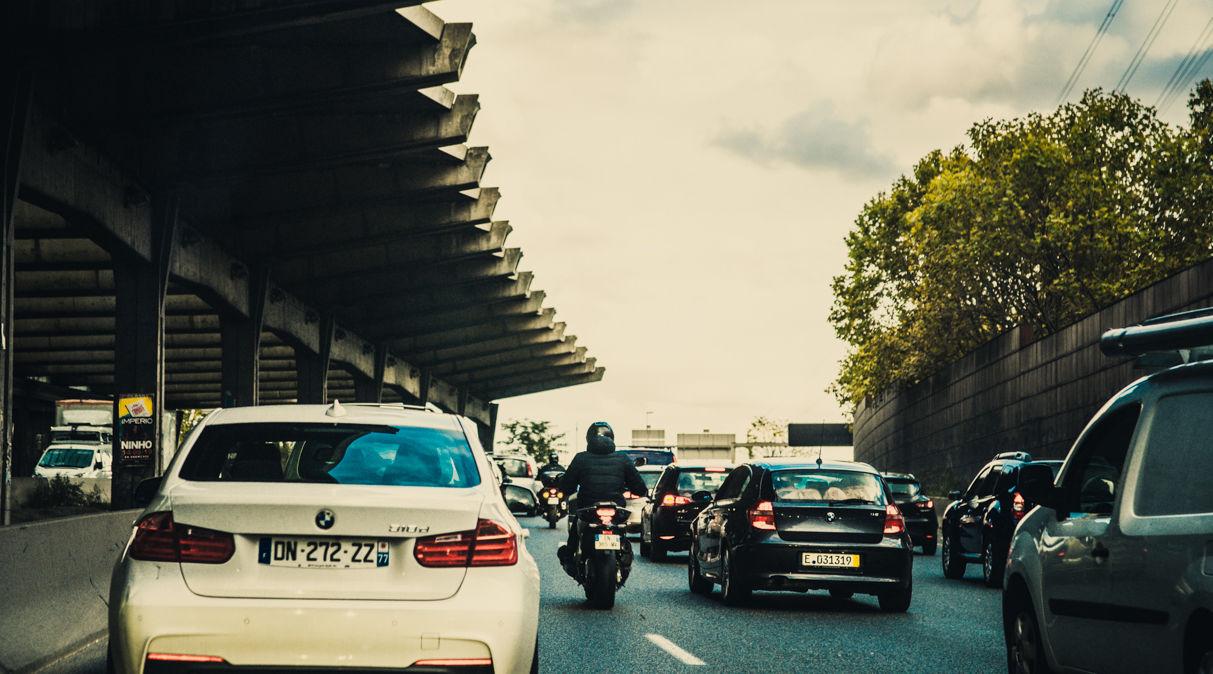 Въезд в Париж (Сен-Дени) по Route Nationale ©Фото Евгения Мельченко, Юга.ру