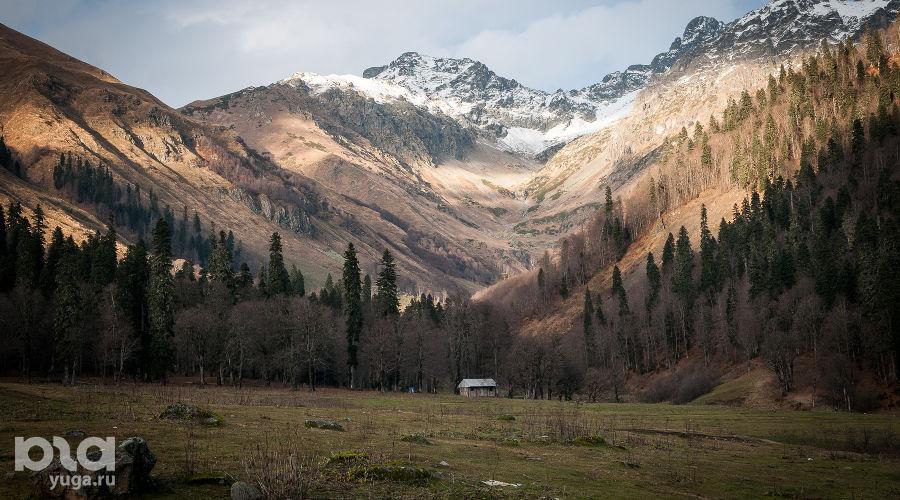Экспедиция в горную Абхазию ©Фото Елены Синеок, Юга.ру