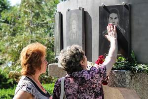 В Будённовске вспоминают жертв теракта банды Басаева ©Татьяна Барыбина, ЮГА.ру