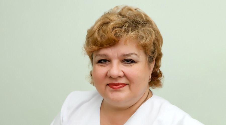 Александра Верменко ©Фото с сайта ГБУЗ «СКДИБ»