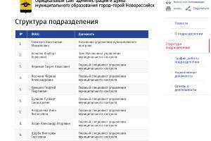 ©Скриншот страницы сайта admnvrsk.ru