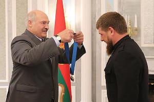 ©Фото пресс-службы администрации президента Беларуси