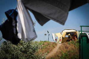В лагере отряда водолазов ©Елена Синеок, ЮГА.ру