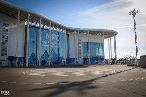 Главный медиацентр Олимпиады Сочи-2014 ©Фото Елены Синеок, Юга.ру