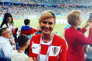 Колинда Грабар-Китарович ©Фото со страницы Kolinda Grabar-Kitarović в Facebook, facebook.com/KolindaGrabarKitarovic