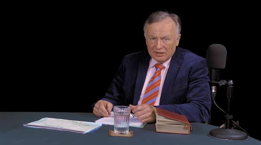 Олег Соколов ©Скриншот видео из канала Дмитрия Пучкова в YouTube, youtube.com/user/Fletcher2008