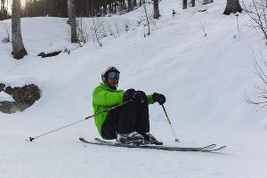 Старт горнолыжного сезона в «Розе Хутор» ©Фото Елены Синеок, Юга.ру
