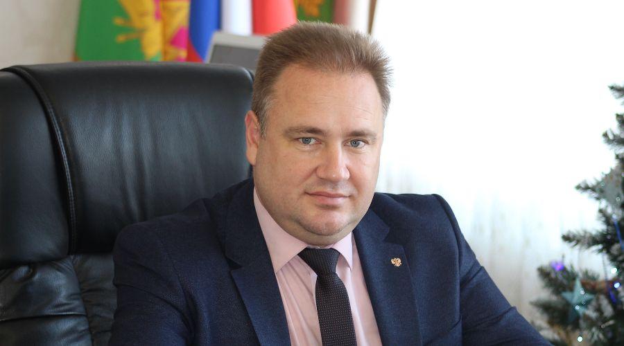 Евгений Ильин ©Изображение пресс-службы Тбилисского района