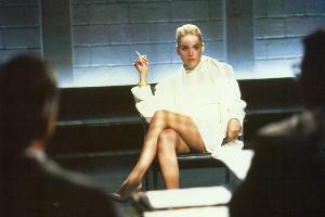 Кадр из фильма «Основной инстинкт», реж. Пол Верховен, 1992 год ©Фото с сайта kinopoisk.ru