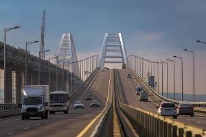Крымский мост ©Фото инфоцентра «Крымский мост»