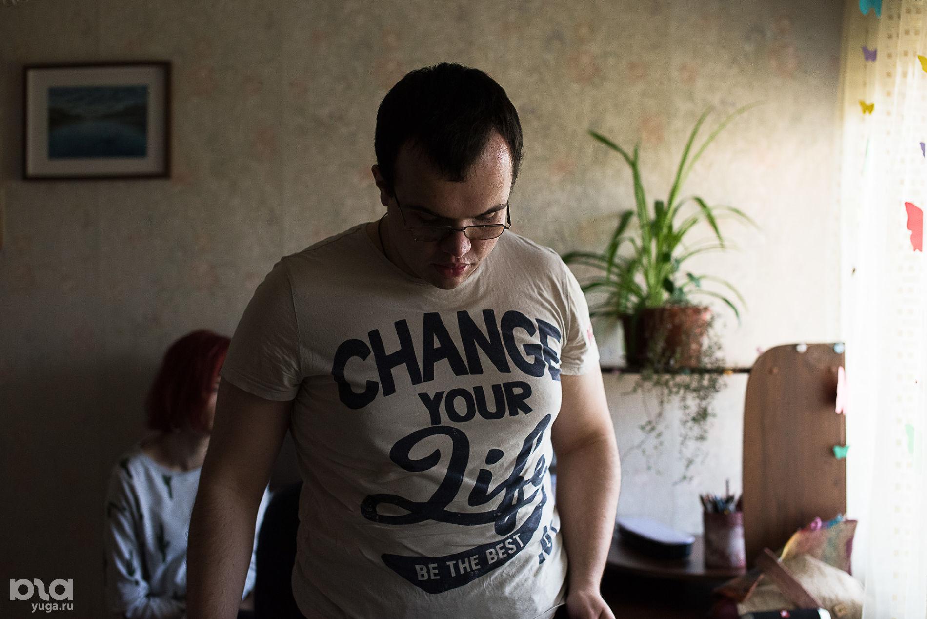 Гриша ©Фото Елены Синеок, Юга.ру
