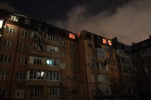 Пожар на Прокофьева ©пресс-служба СКР по Краснодарскому краю