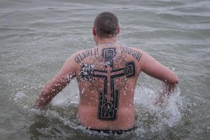 Крещение ©Фото Юга.ру