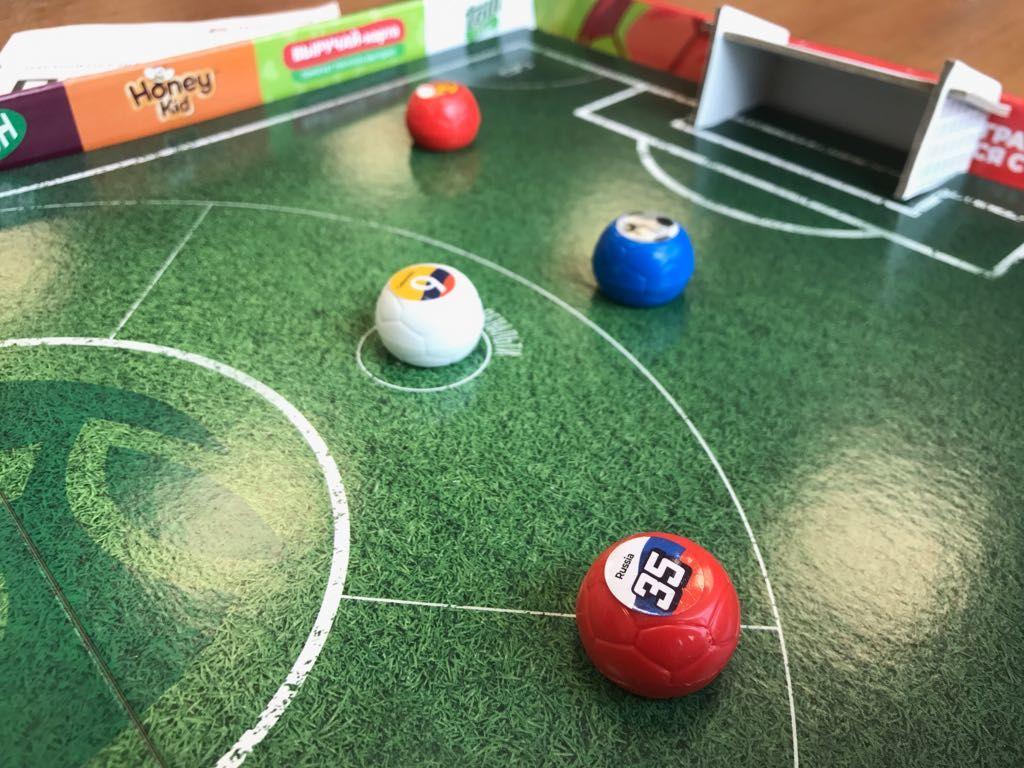 «Большой футбол» ©Фото предоставлено пресс-службой «Пятёрочки»