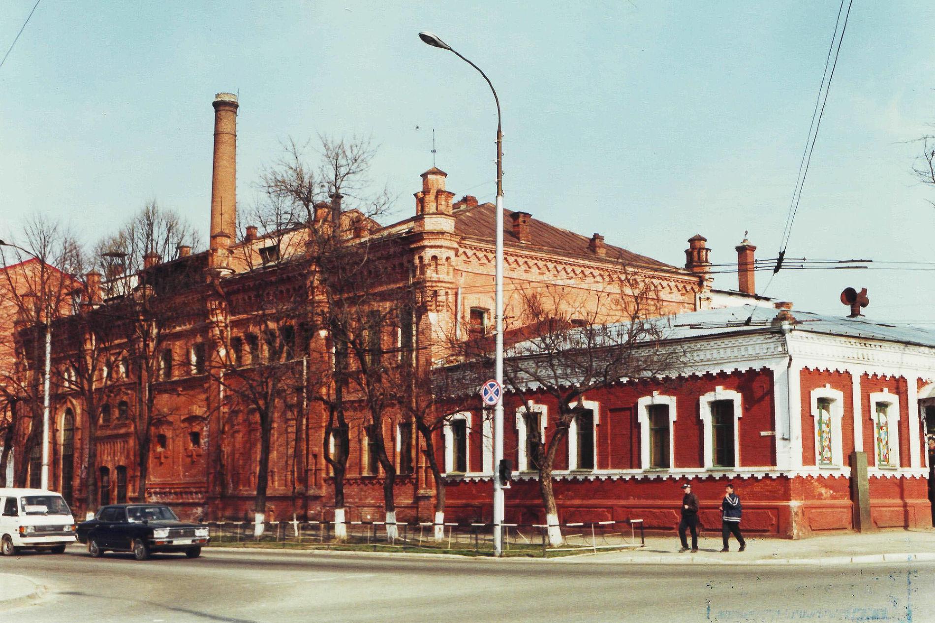 Майкопский пивоваренный завод, 90-е годы XX века