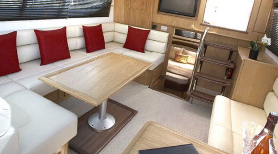 HAINES 400 Aft Cabin Offshore ©Фото Юга.ру
