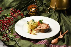 ©Фото предоставлено шеф-поваром ресторана «Москва» Александром Акмаевым