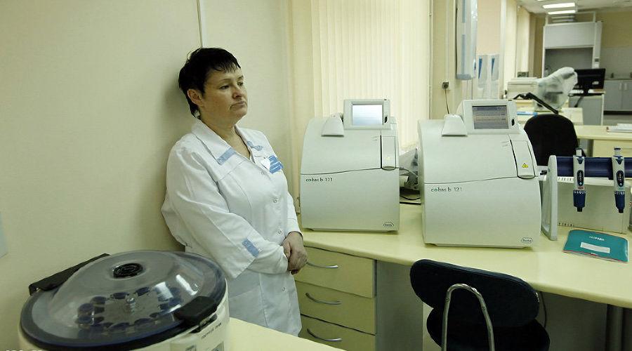 Олимпийская больница в Красной Поляне ©Влад Александров, ЮГА.ру