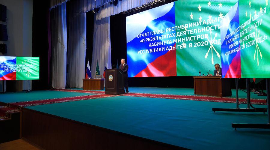 ©Фото пресс-службы главы Республики Адыгея