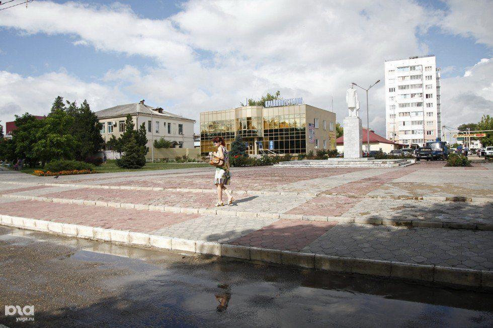 Город крымск фото города