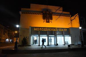 Открытие Молодежного театра после реконструкции ©Фото Елены Синеок, Юга.ру