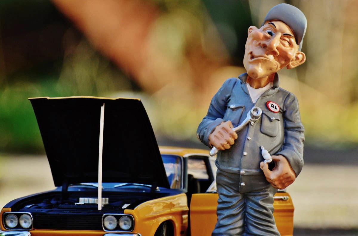 Знание своего автомобиля, даже на самом простом уровне, может избавить от проблем ©Фото с сайта pixabay.com