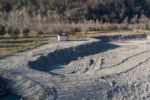 Восстановленный участок водозобра ©Фото пресс-службы МУП «Водоканал»